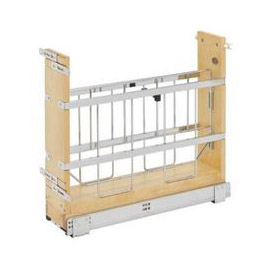 Rev-A-Shelf pull-out tray divider