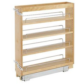 Rev-A-Shelf Natural Maple Pull-out Organizer