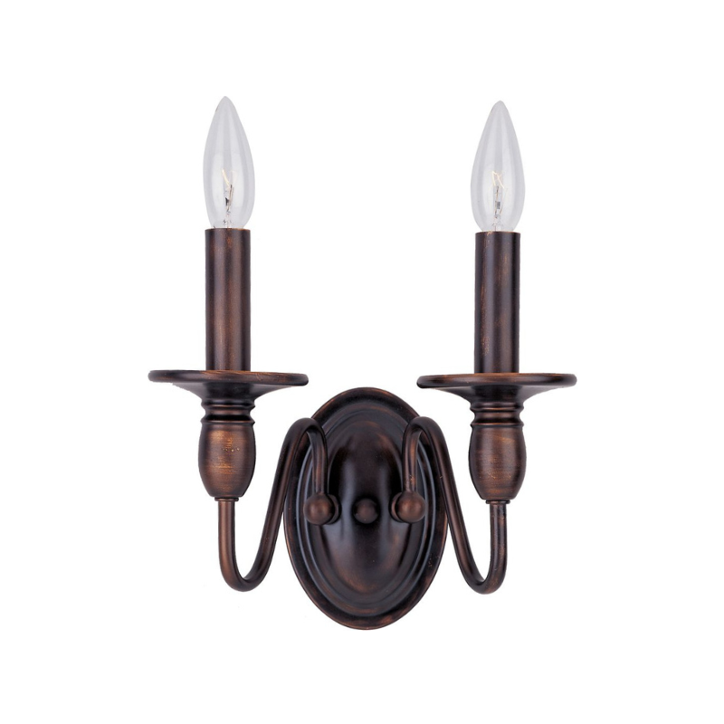 Towne High 2 Sconce