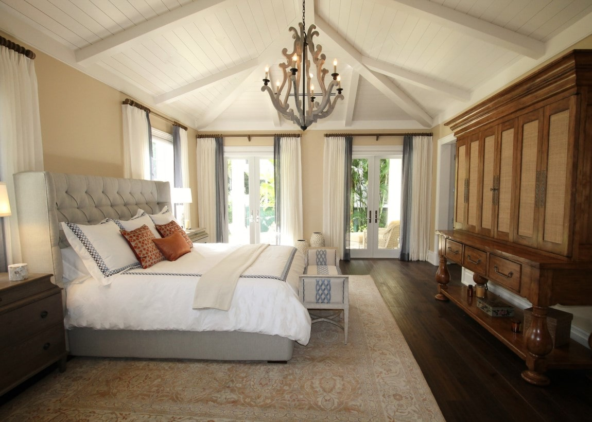 French Country Interior Design Bedroom