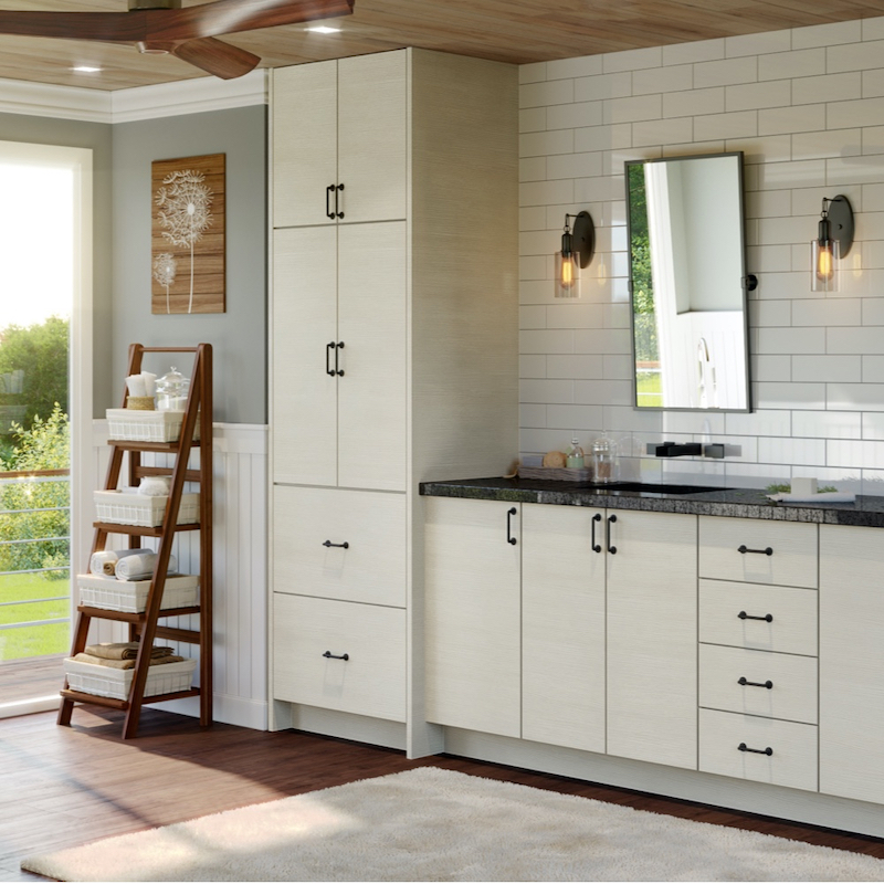 Marquis White Cabinets