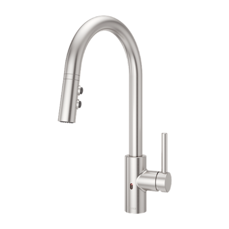 Electronic Pull-Down Faucet
