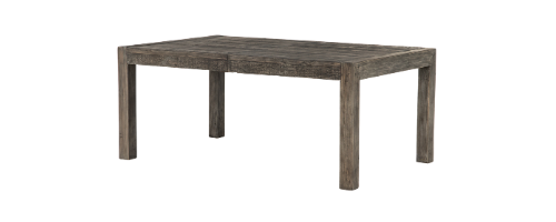 Four legs dining table