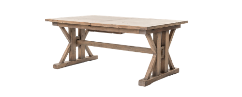 x base dining table